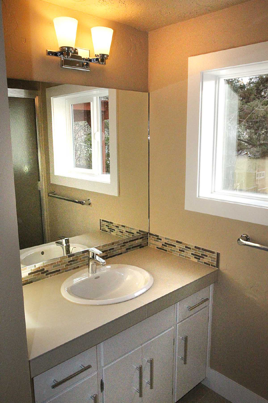 West hills remodel is finished and ready to sell timberline construction of bend for Bathroom remodeling pittsburgh north hills