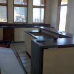 The Shevlin House: Concrete Counter Tops
