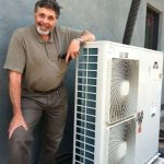 Warm and Green: Using a Heat Pump